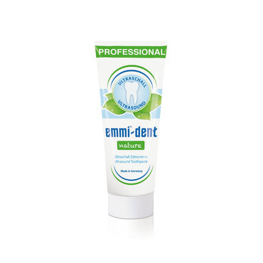 emmi-Dent Nature Ultraschall Zahnpasta - 75ml