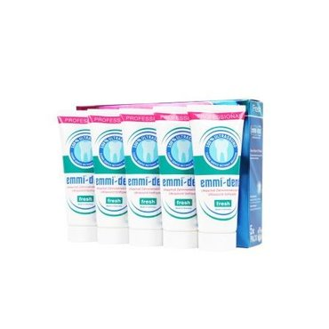 Emmi-Dent Ultraschall Zahncreme 5er Pack Fresh