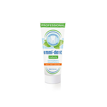 Emmi-Dent Zahnpasta Nature Calcium 75ml